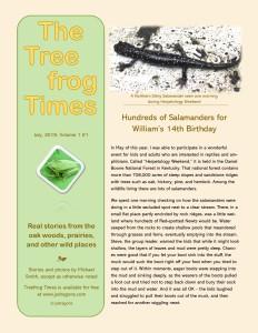 Treefrog Times - Jul2019