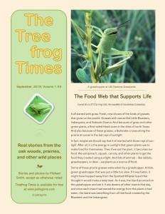 Treefrog Times - Sep2019