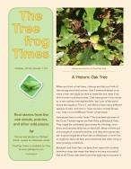 Treefrog Times - Oct2019